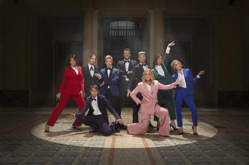 Kelly, Michaël, Viktor, Ann en Evy stelen samen met Jani, Christoff, Ianthe en Julie stijlvol de show in nieuw seizoen Dancing with the Stars