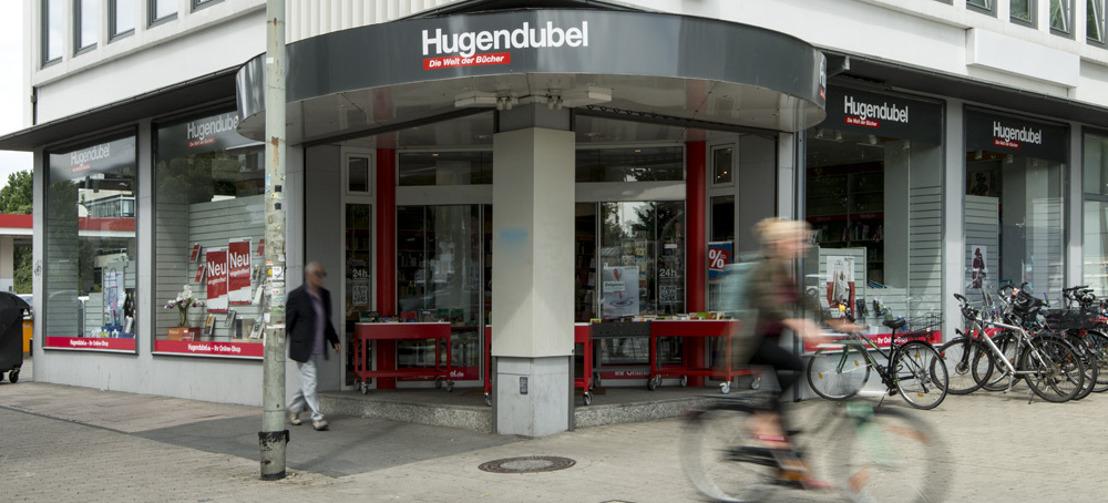 Hugendubel schließt 2018 zwei Filialen in Göttingen - Großkundengeschäft bleibt vor Ort