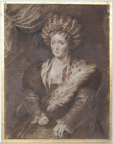 Découverte d'un dessin unique issu de l'atelier de Rubens à Lierre (Lier)