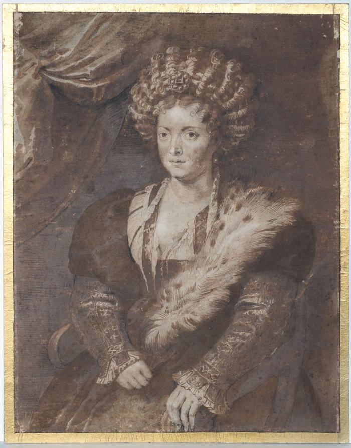 Preview: Découverte d'un dessin unique issu de l'atelier de Rubens à Lierre (Lier)