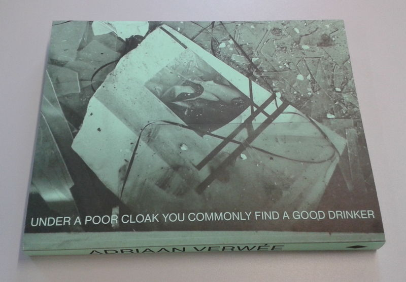 """Cover publication """"Under a poor cloak you commonly find a good drinker"""""""