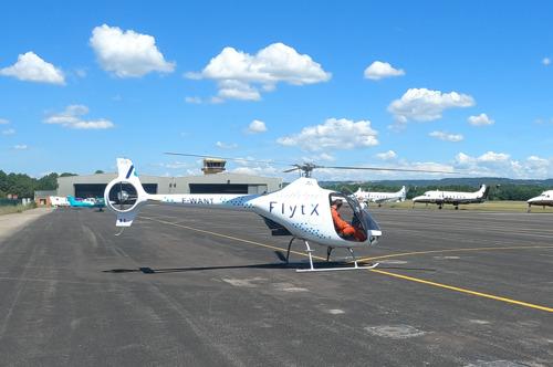 Thales a débuté la campagne d'essais en vol de la suite avionique FlytX