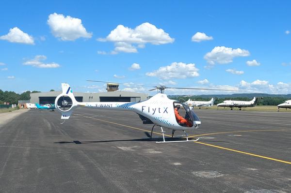Preview: Thales a débuté la campagne d'essais en vol de la suite avionique FlytX
