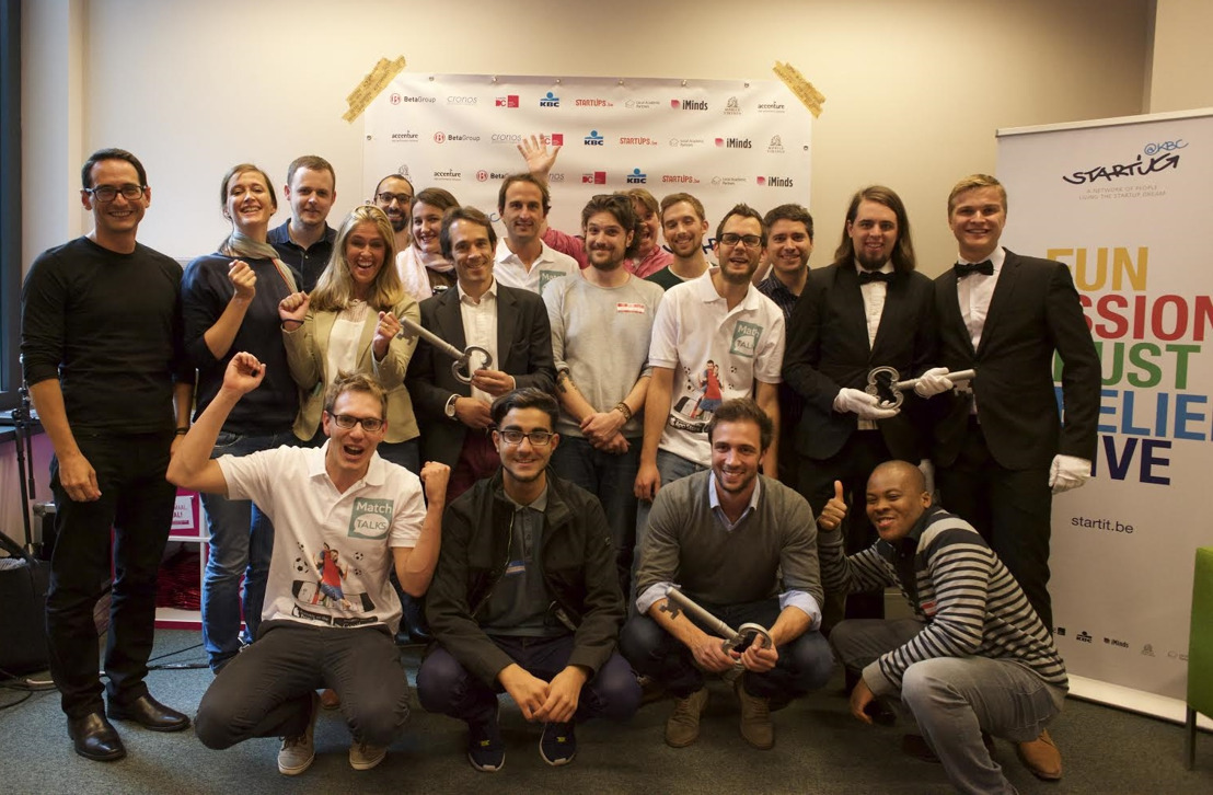 Dit zijn de meest veelbelovende start-ups in Brussel
