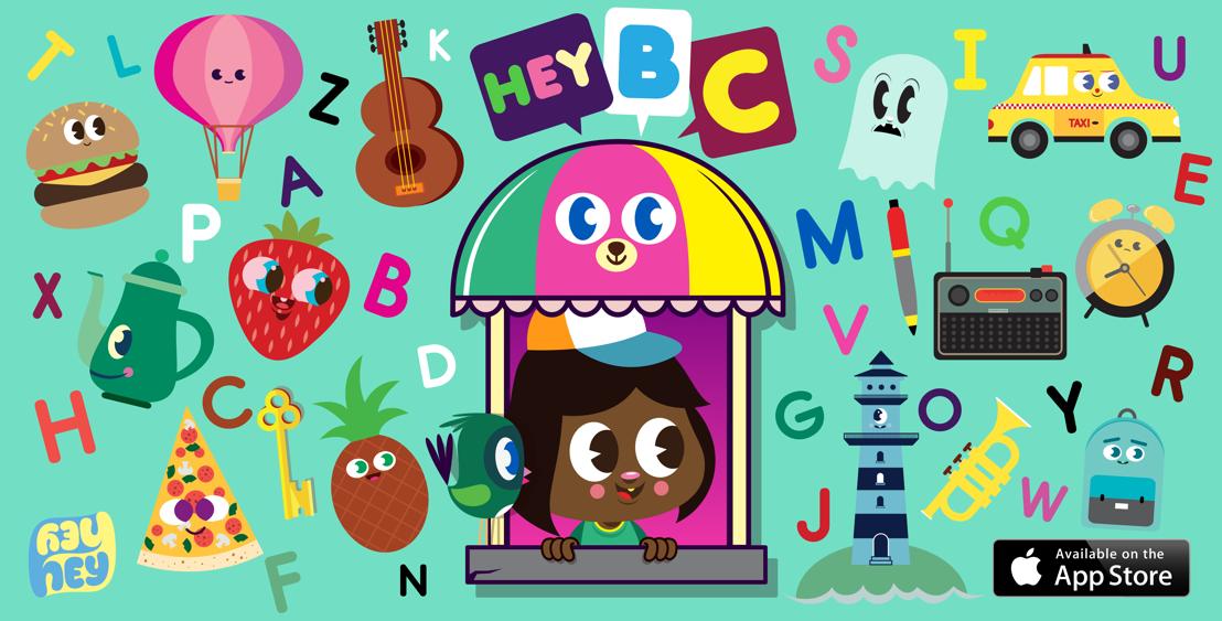 HeyBC: Spelenderwijs leren spellen met Bué the Warrior