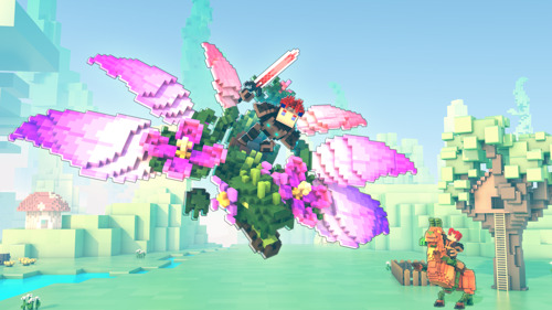 Trove: Deep Dragons are Coming to Consoles