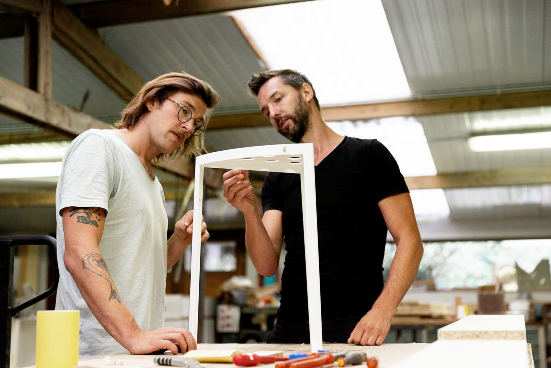 © Atelier Piraat Raf Vaerewyck et Pieter Van Snick