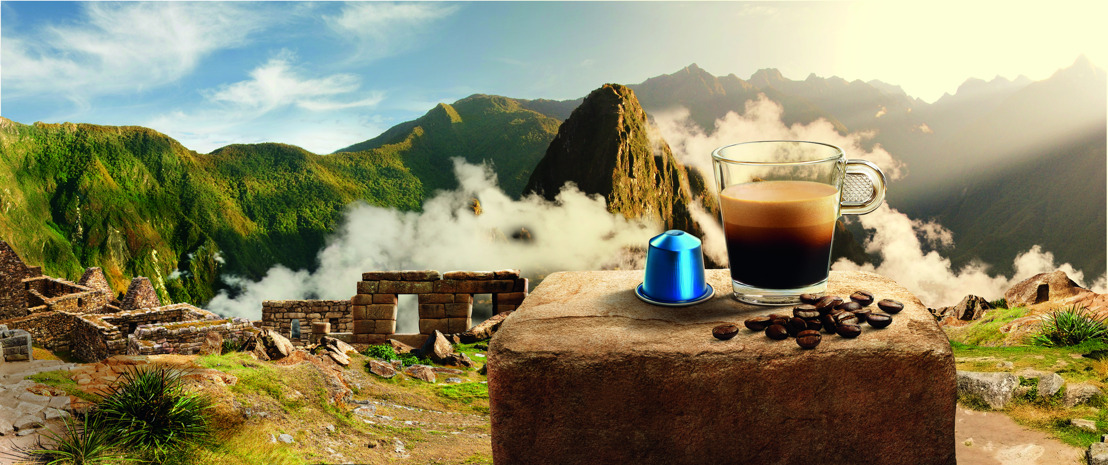 Nespresso lance Peru Secreto