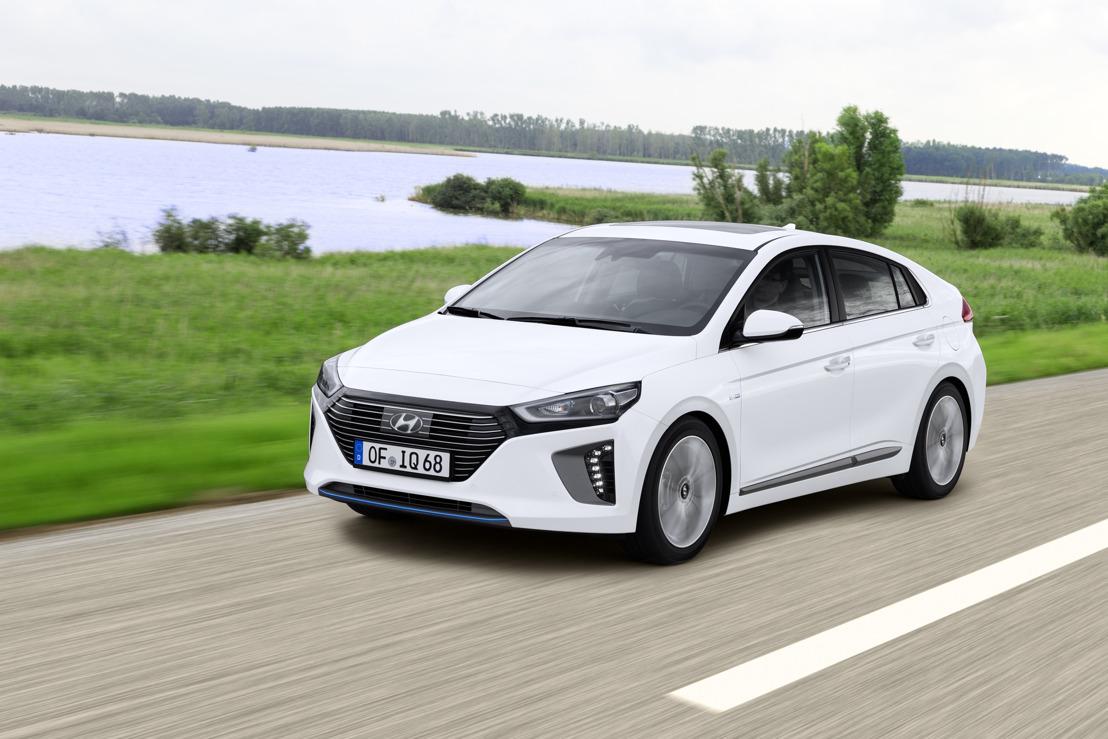 Robust und sicher: 5 Sterne im Euro NCAP Crash-Test für den neuen Hyundai IONIQ
