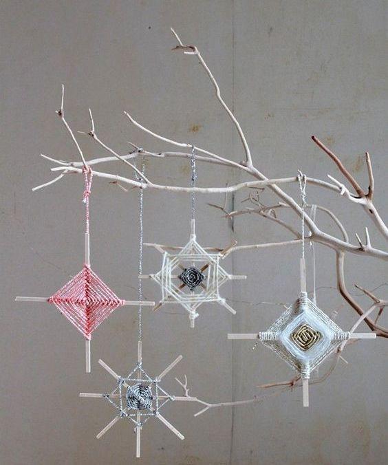 Esferas originales para darle un giro a tu árbol de Navidad