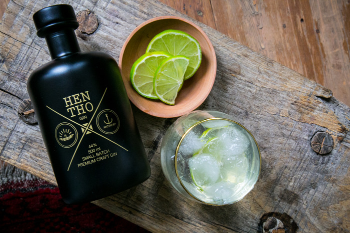 HenTho Gin: artisanal, anversois et bourré de caractère