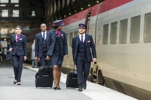 The new look of Thalys