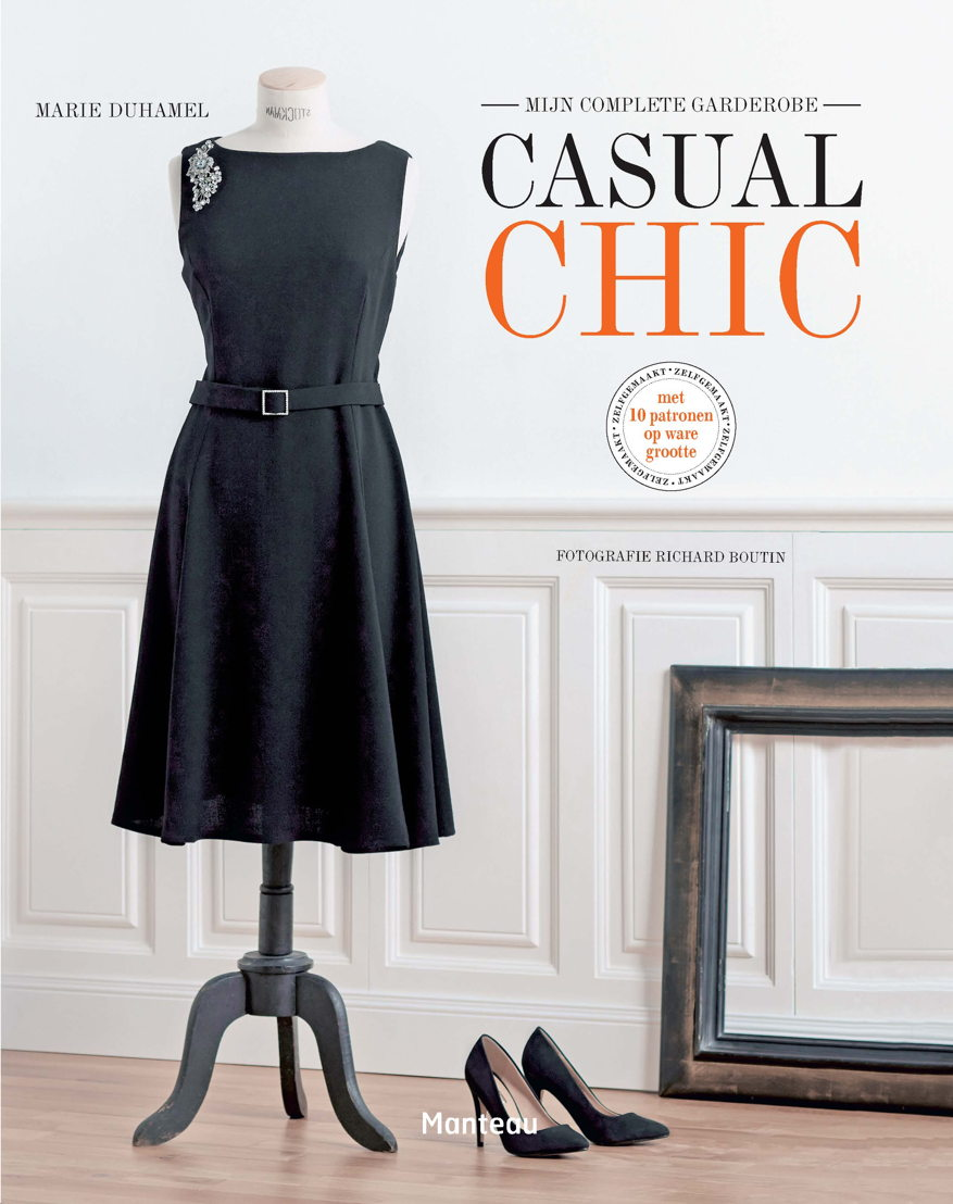 Cover 'Casual chic'