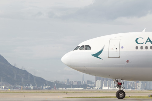 Cathay Pacific releases combined traffic figures for June 2016