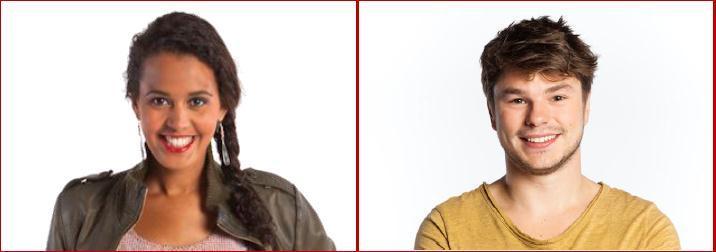 Tatyana en Leonard