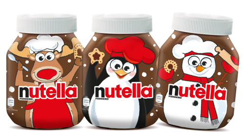 Preview: De magie van kerst zit in elke pot Nutella®...