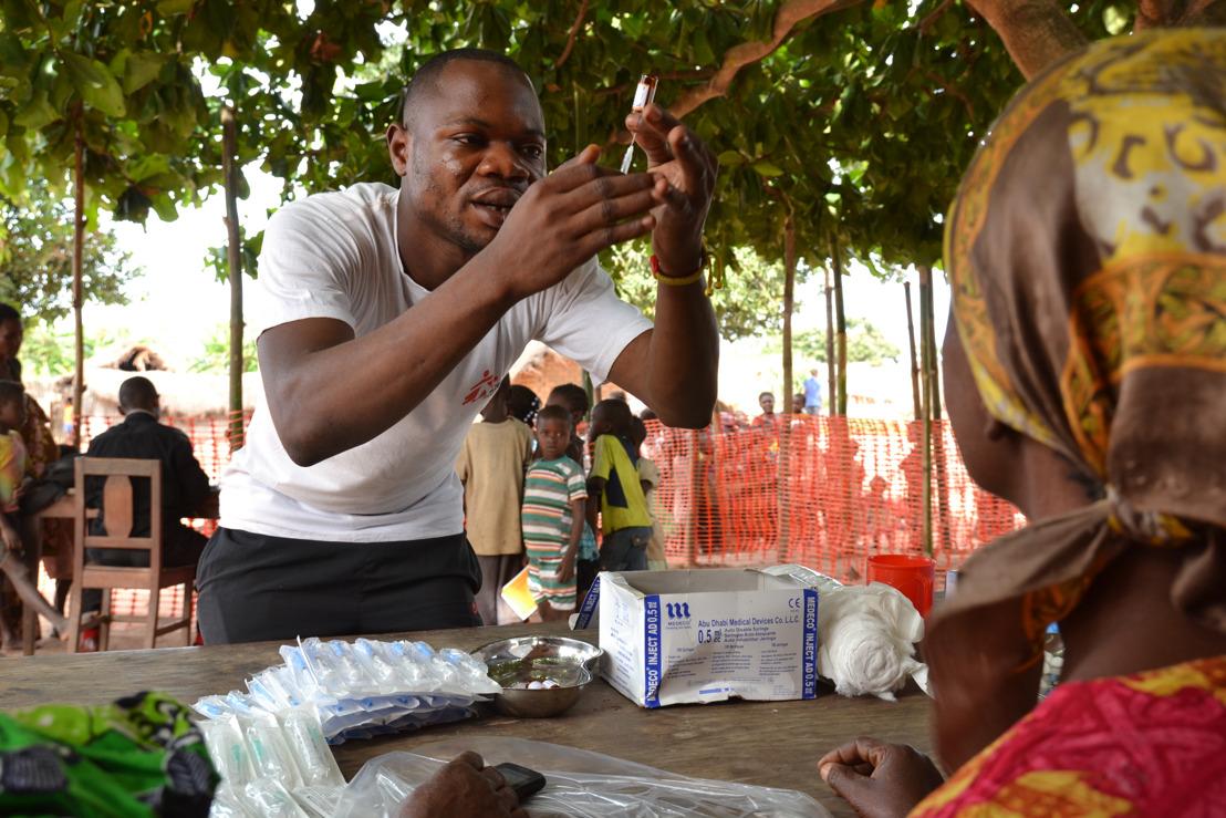Demokratische Republik Kongo: Ärzte ohne Grenzen bekämpft Masern