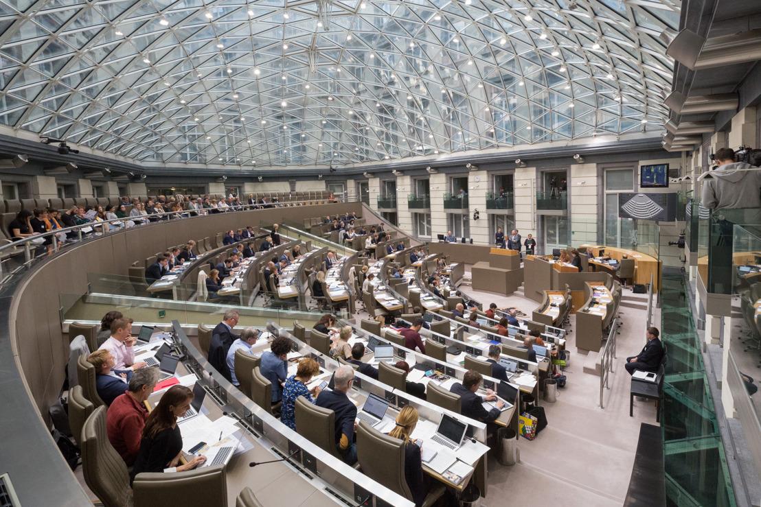 Vlaams Parlement schort commissievergaderingen op, plenaire vergadering woensdag gaat wel door