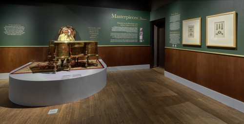 Ausstellung Masterpieces in Miniature glänzt im Museum DIVA