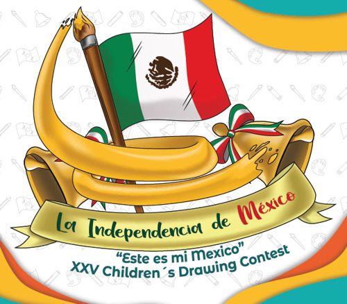 Government of Mexico sends Call for 2021 Children's Drawing Contest