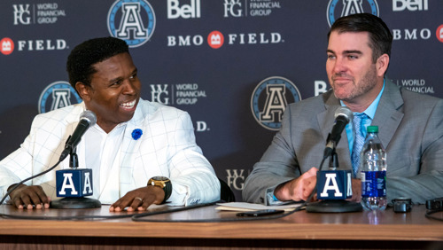 REMINDER: TORONTO ARGONAUTS AND BC LIONS SEASON PREVIEW AVAILABILITY TAKES PLACE TODAY