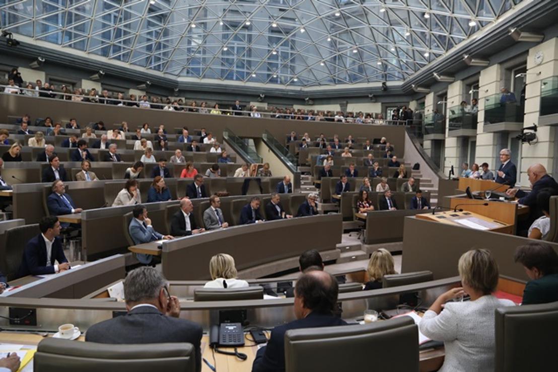 Actualiteitsdebat en Actuele Vragen, Vlaams Parlement, woensdag 7 maart 2018