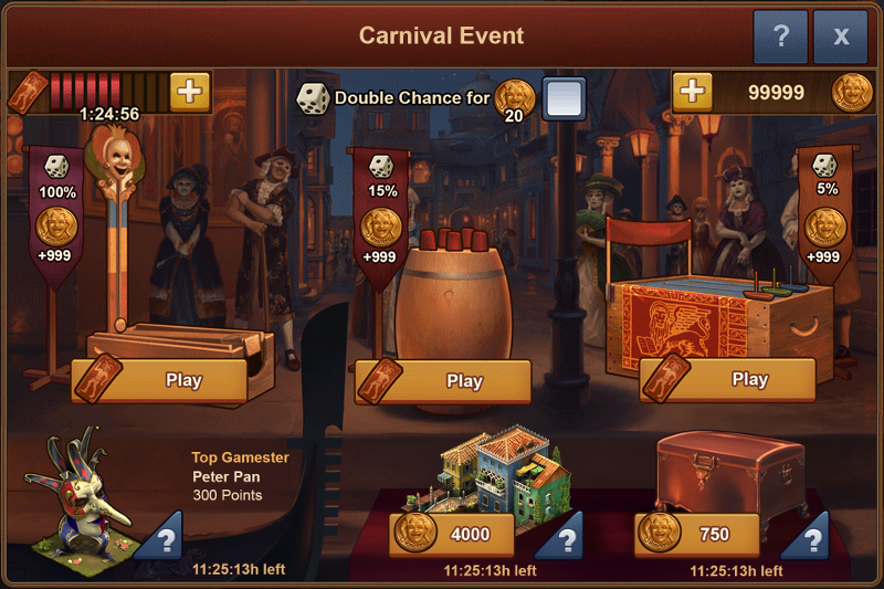 Forge of Empires Mini-Games