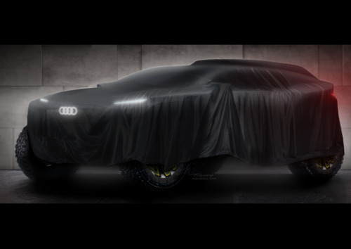 Audi to compete in Dakar Rally