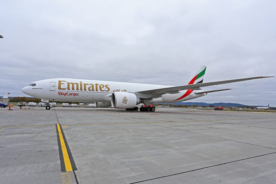 Emirates SkyCargo Launches Freighter Service to Oslo Photo: Avinor Oslo Airport
