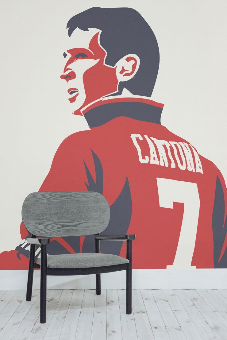 90s: Eric Cantona