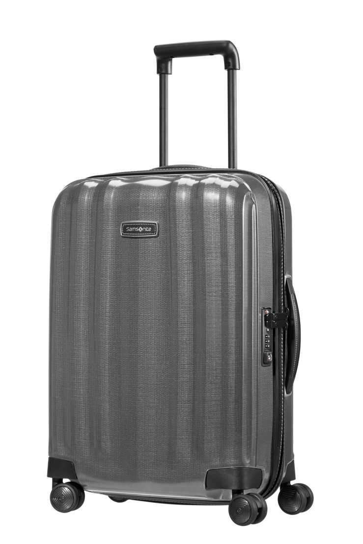Samsonite - Lite Cube DLX Eclipse grey - vanaf €445