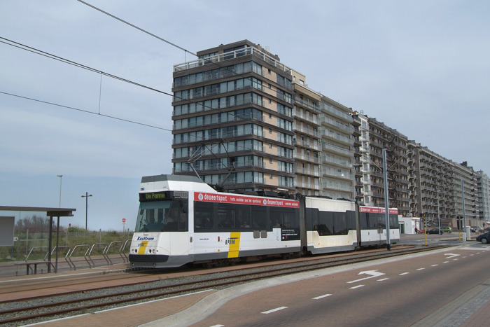 Oplossing voor tramdoortocht Oostduinkerke-Bad