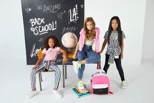 GUESS KIDS - FW21 - Lookbook pictures