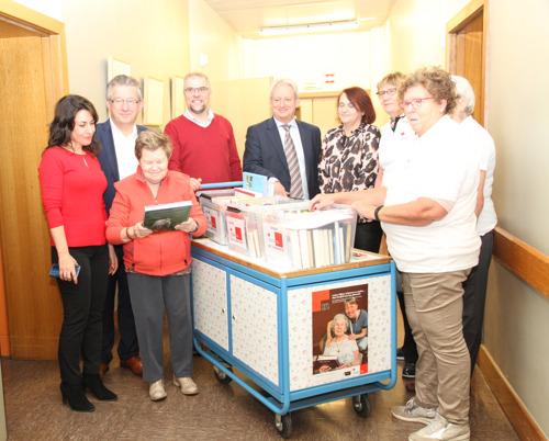 Rode Kruis opent 400ste Zorgbib uitleenpunt mede dankzij brouwerij Leffe