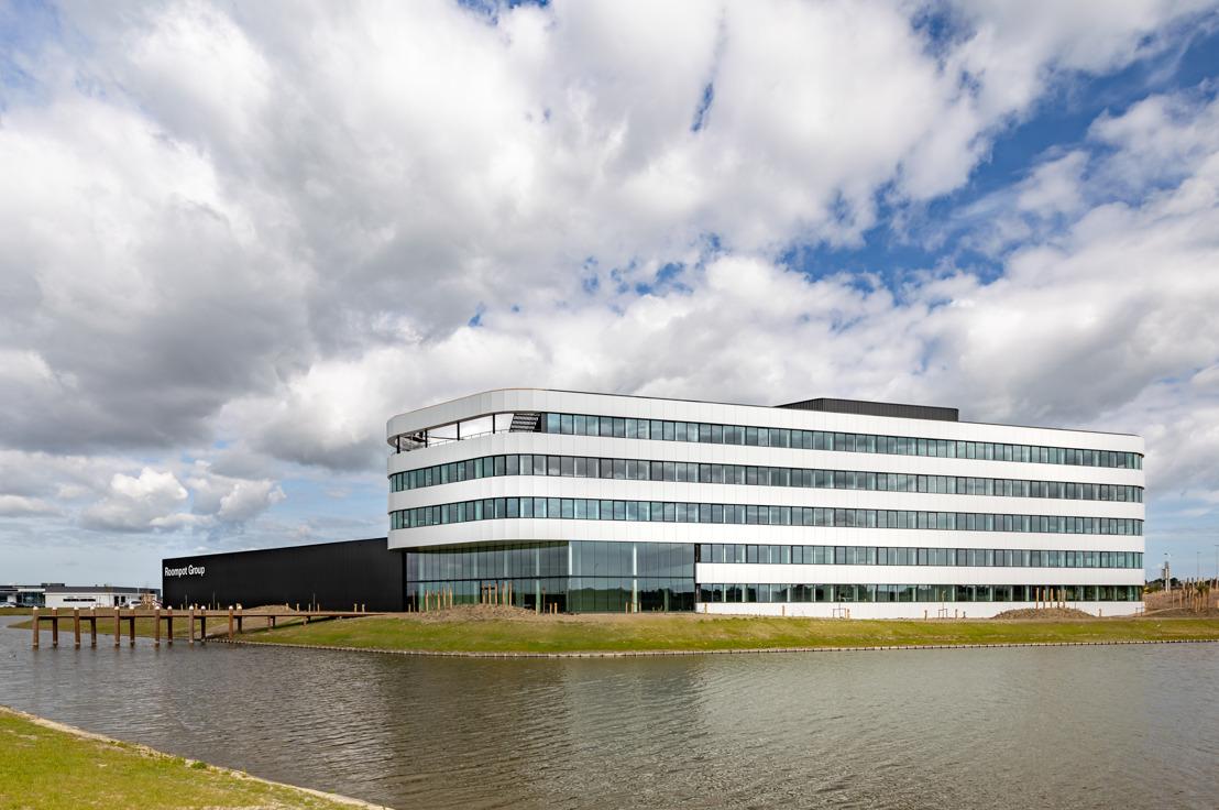Roompot hoofdkantoor genomineerd: een van de mooiste nieuwe gebouwen in Zeeland