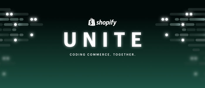 Preview: The Most Flexible, Scalable, and High-Performing Shopify Ever: Major Platform Investments Unveiled at Unite 2021 Give Entrepreneurs Limitless Creative Power