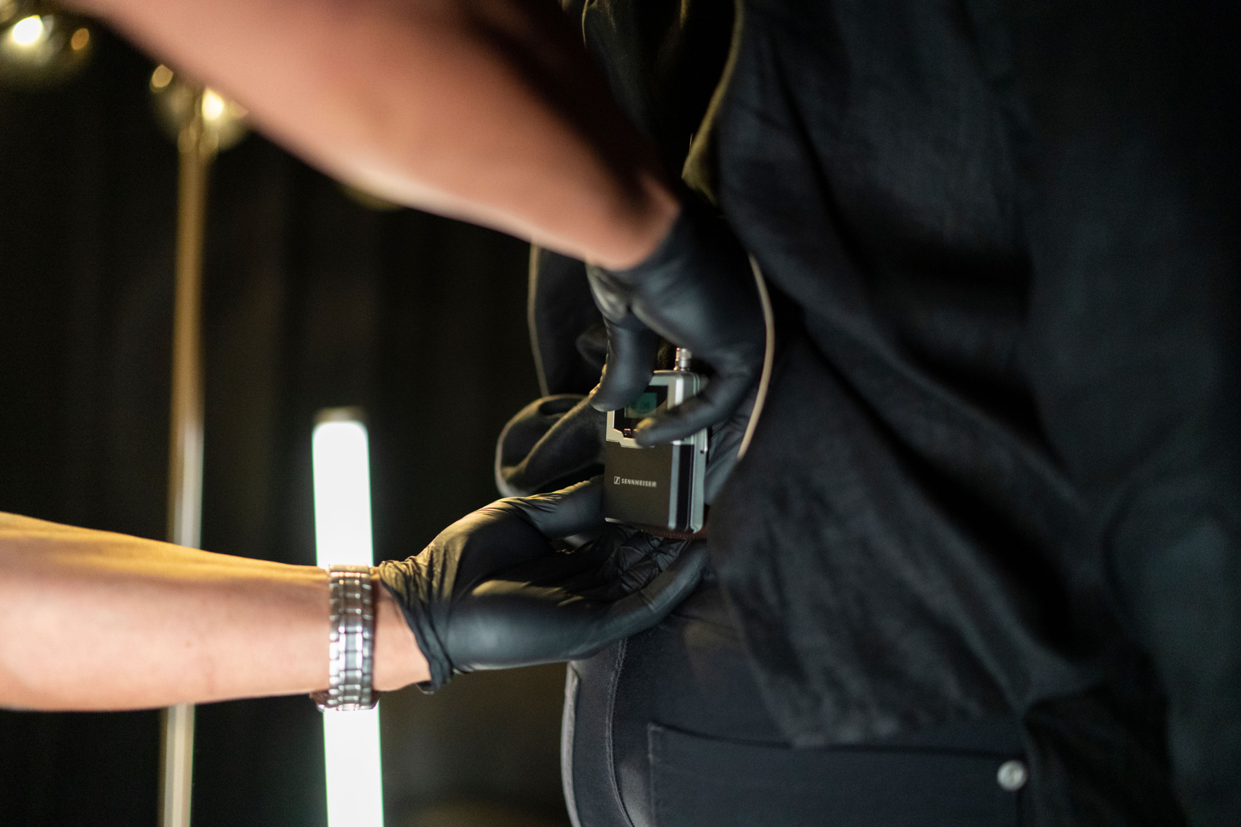 TED Returns to the Stage with Support from Sennheiser