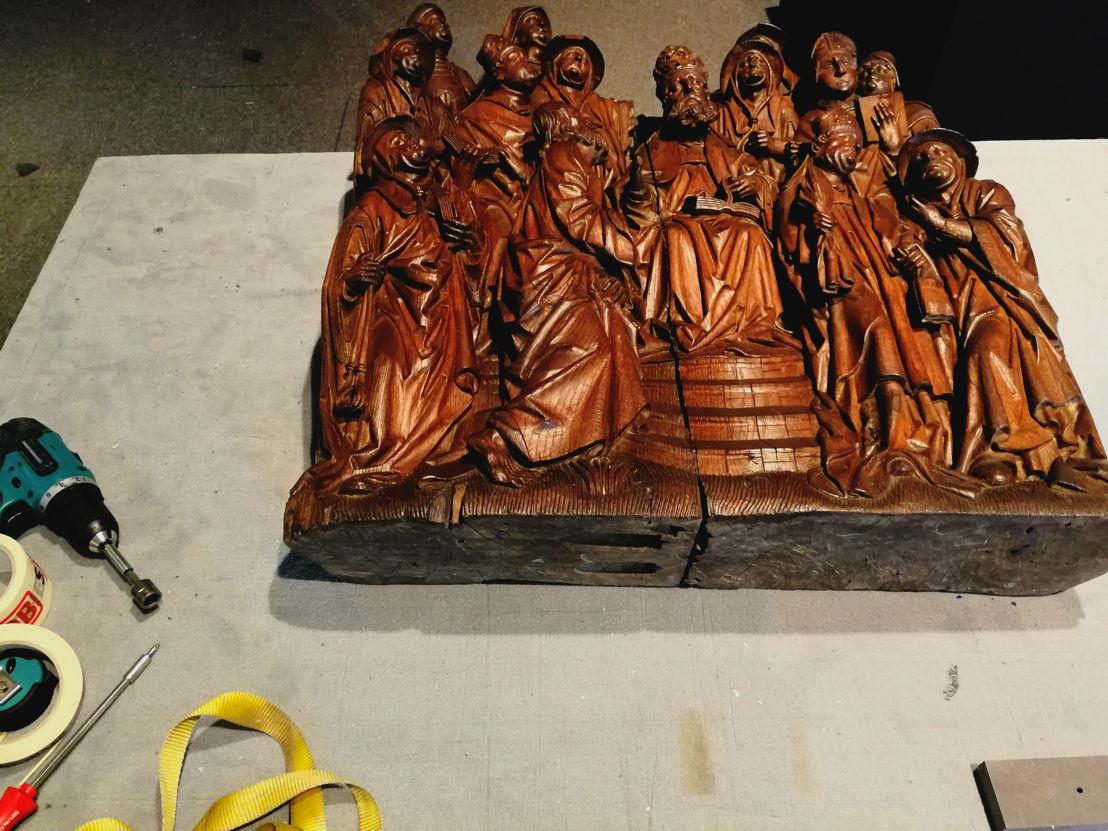 Préparations Suermondt-Ludwig-Museum<br/>Photo (c) Veerle Ausloos