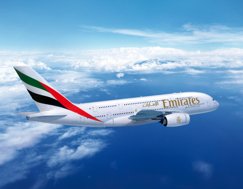 Emirates to Operate One-off A380 Flight to Sao Paulo
