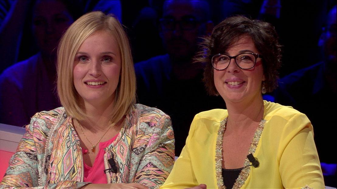 Aflevering 1: Chloë en Kathleen<br/>De allesweter (c) VRT