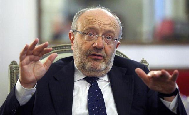 Secretario de Estado de Cooperación Internacional y para Iberoamérica, Fernando García Casas.