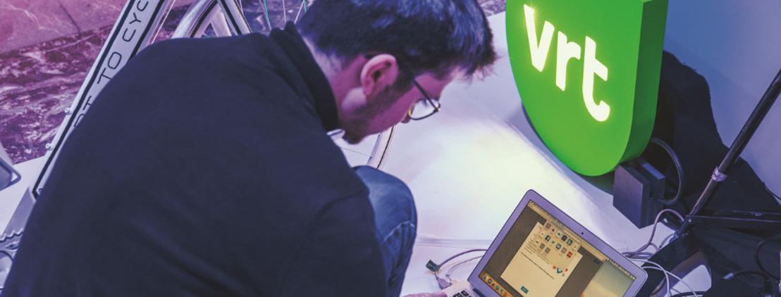 VRT voortrekker van twee nieuwe innovatieprojecten