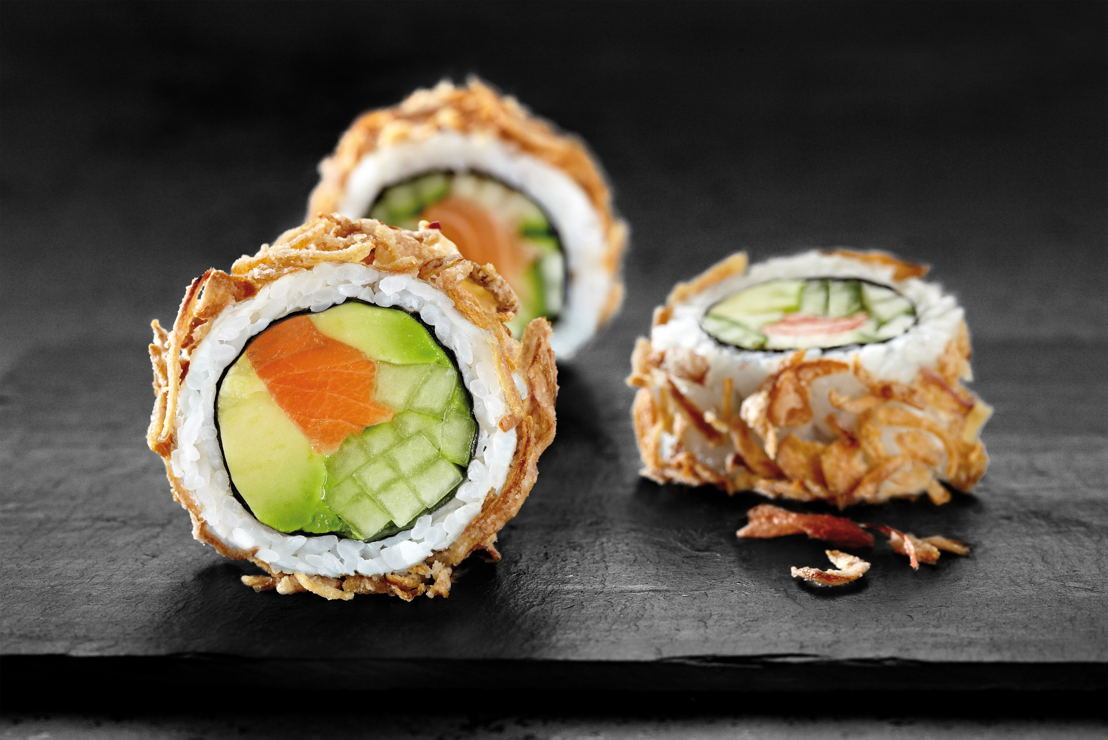 Crunch Saumon Roll