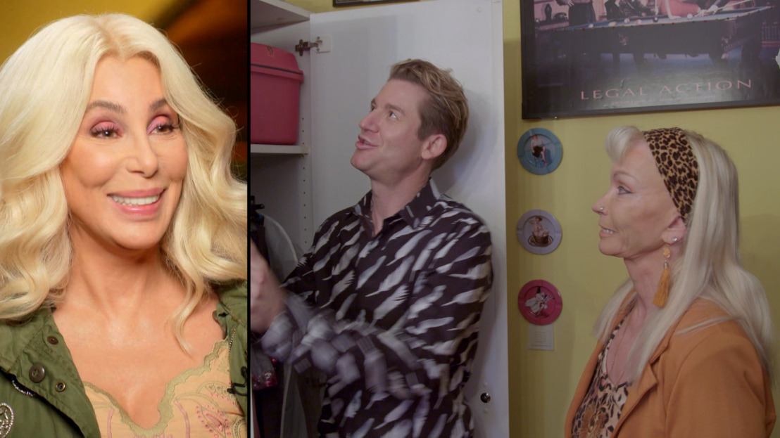 Donatella Versace meets Cher in Zo Man Zo Vrouw