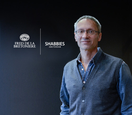 'Fred de la Bretoniere' en 'Shabbies Amsterdam' hebben grootse plannen met nieuwe CEO en International Sales Director