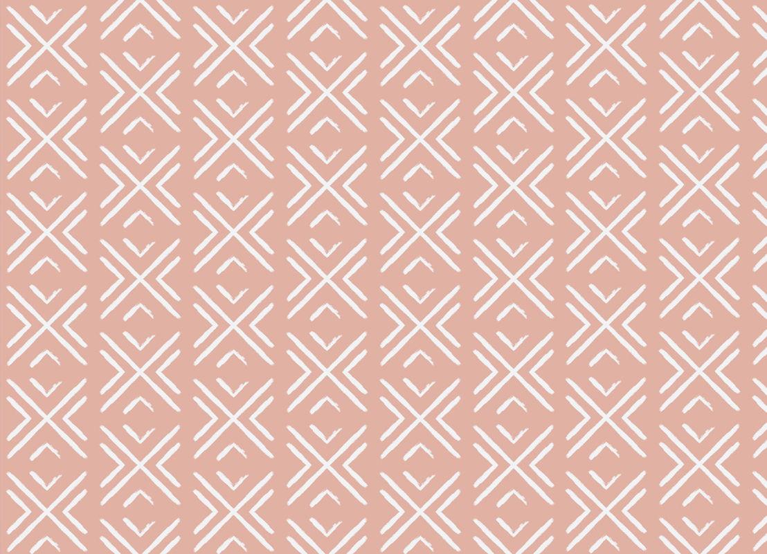 Mudcloth | Tribal African Pattern Vinyl Flooring