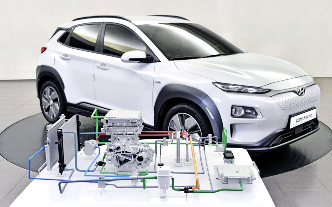 Hyundai Motor Group sviluppa ulteriormente la tecnologia delle pompe di calore