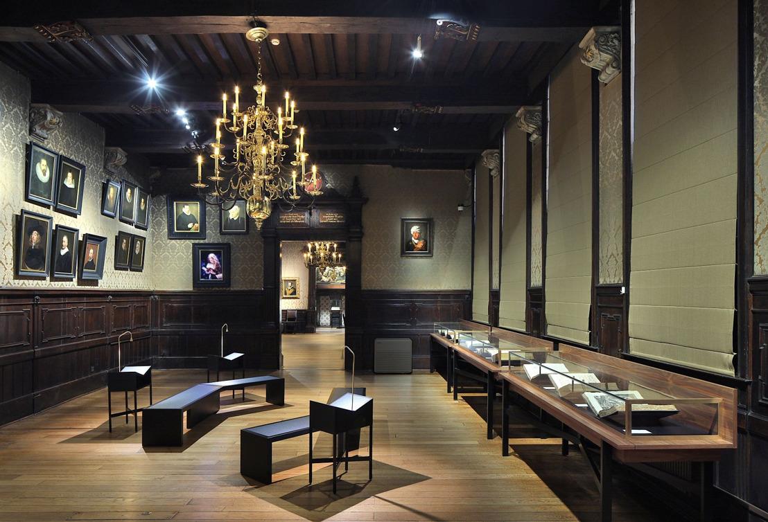 Het Museum Plantin-Moretus ontvangt de 'Ultima roerend erfgoed' voor het volledig vernieuwde Museum Plantin-Moretus.