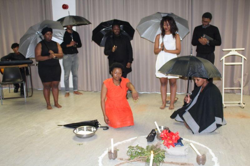 Spirit of Shakespeare in Africa