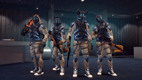 Clock is ticking: new Heist season is out in Warface on PC